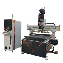 wood furniture M25PH ATC cnc router machine